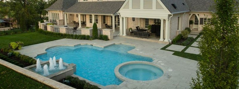 Residential pools springfield mo fishel pools for Pool builders jacksonville