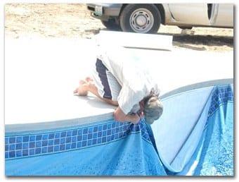 Replacing a Pool Liner
