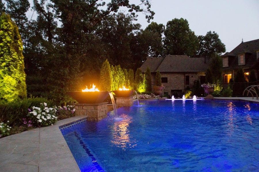 Swimming Pools Springfield Mo Fishel Pools